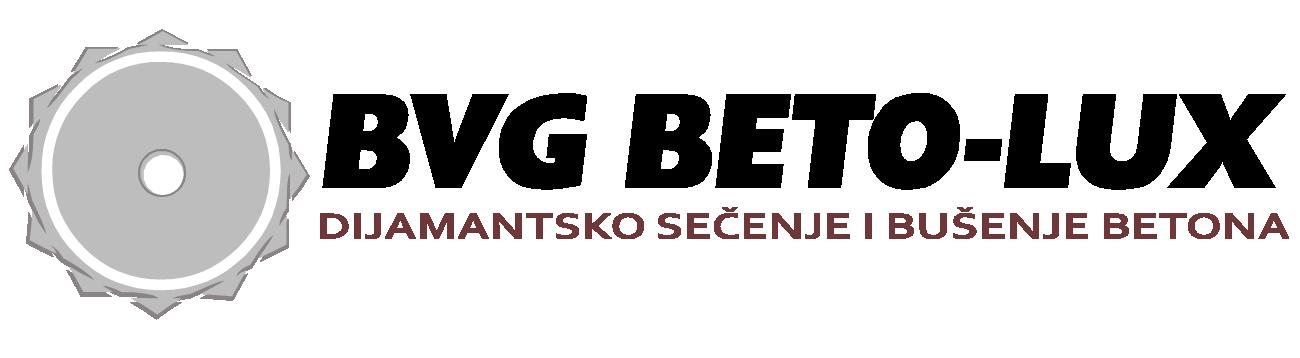 BVG Beto-Lux – Dijamantsko sečenje i bušenje betona – 11000 Beograd